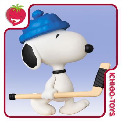 UDF No.356 - Snoopy Hockey Player Peanuts  - Ichigo-Toys Colecionáveis