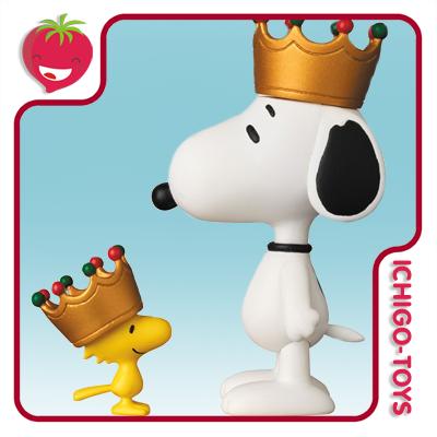 UDF No.357 - Crown Snoopy & Woodstock  - Ichigo-Toys Colecionáveis
