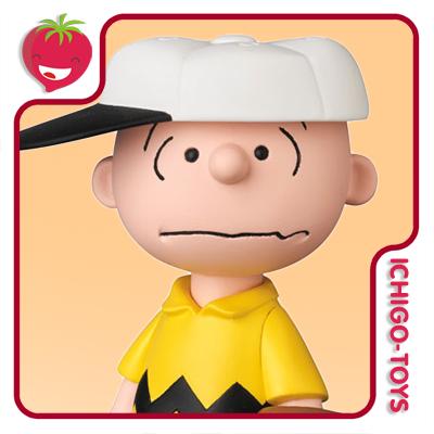 UDF No.360 - Baseball Charlie Brown - Snoopy Peanuts  - Ichigo-Toys Colecionáveis