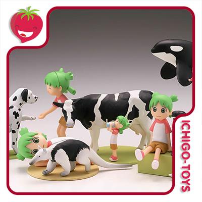 Yotsuba! Monochrome Animals - Capsule Q Fraulein vol.1  - Ichigo-Toys Colecionáveis
