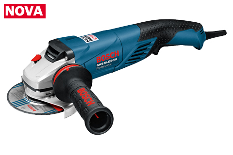 Esmerilhadeira Angular 5´ GWS 15-125 CIH Professional Bosch