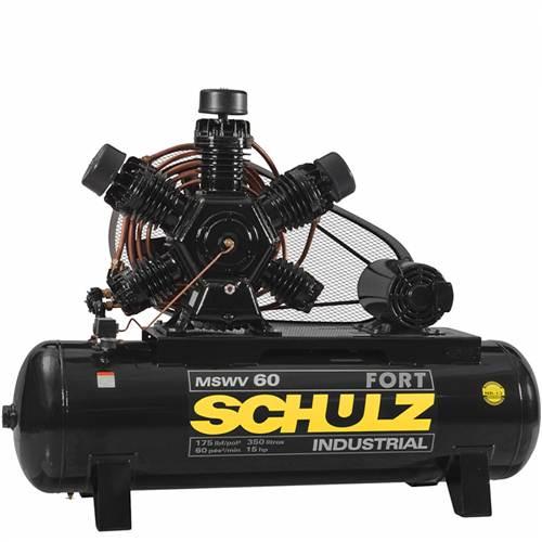 COMPRESSOR SCHULZ FORT  MSWV 60/425 LITROS