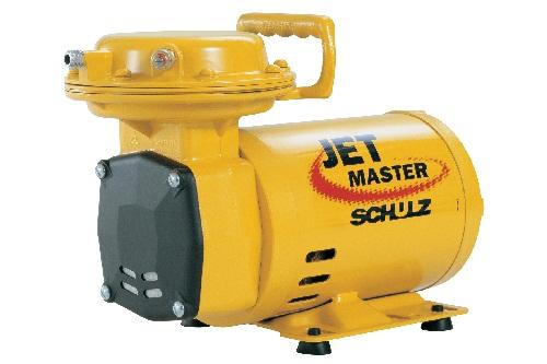 Compressor Jet Master Ar Direto - Bivolt - Schulz com Kit