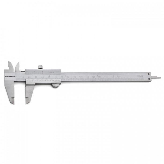 Paquimetro Universal 200mm/8 pol. - DIGIMESS