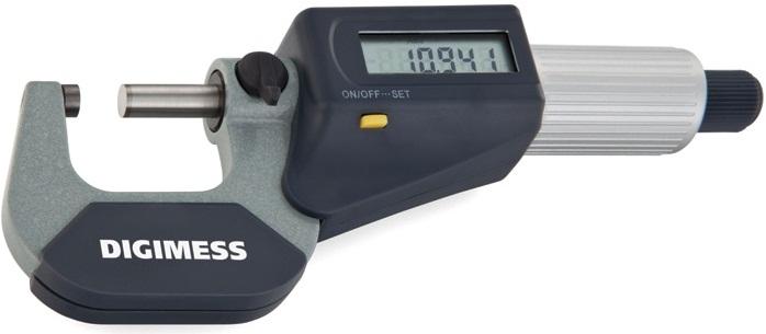 Micrometro Externo Digital 0-25MM - DIGIMESS