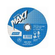 Disco Corte Ferro Maxi - AR 302 - NORTON
