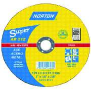 Disco Desbaste Norton Super - (4.1/2 POL.) - BDA - NORTON