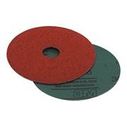 Disco de Lixa (Fibra) - 4.1/2 Pol - GR 100 - 3M