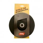 Disco de Borracha Semi-Rigido 4´´ - MAX