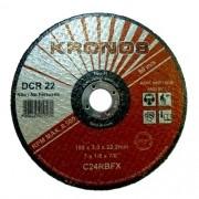 Disco de Corte Refratario - DCR 22 - 7x 1/8 x 7/8 - KRONOS