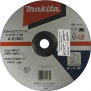 Disco de Desbaste - 230 x 22,2mm - A-83624 - MAKITA
