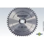 Disco de Serra Circular 7.1/4Pol 60 Dentes - BRASFORT