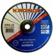 Disco Desbaste - KRA-22 - 9 POL - KRONOS
