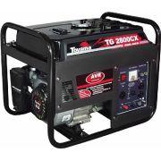 Gerador a Gasolina - 2500w - TG2800CX - Monofasico - TOYAMA