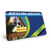 Ratoeira Adesiva Pega Rato  Raticida- KRODEC