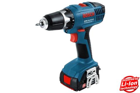 Parafusadeira / Furadeira GSR 14,4 2 LI Professional Bosch