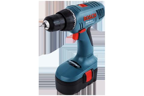 Parafusadeira / Furadeira GSR 18-2 Professional Bosch
