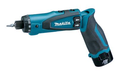 Parafusadeira e Furadeira a Bateria com Maleta - DF010DSEX - MAKITA