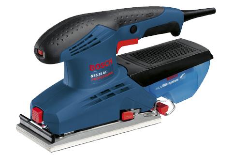 Lixadeira Oscilante GSS 23 AE Professional Bosch