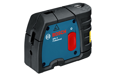 Nível a Laser de Pontos GPL 3 Professional Bosch