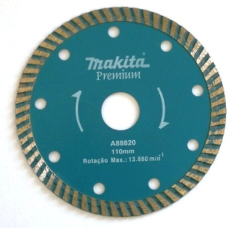 Disco Diamantado Turbo 110mm - A-88820 - MAKITA