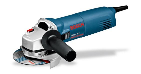 Esmerilhadeira GWS 8-115 Professional Bosch (c/ Maleta)