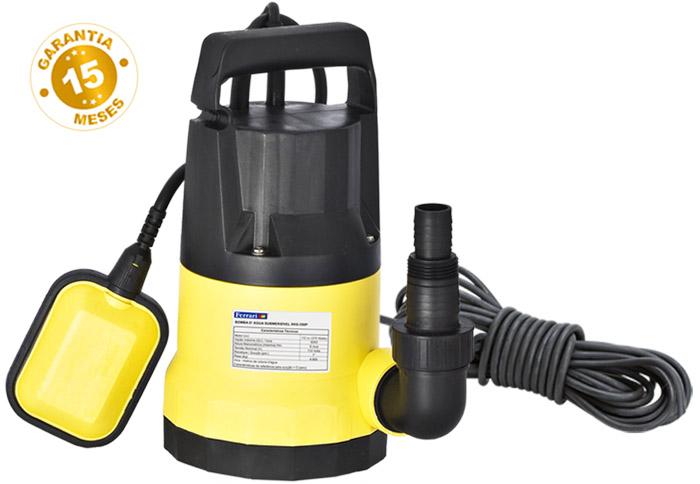 Bomba Submersa Para Agua Limpa XKS-350P - Ferrari 110V