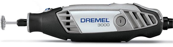 Micro Retífica Dremel 3000 - Kit com 26 Acessórios 110V