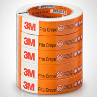 Fita Crepe 48mm x 50 mt - 3M