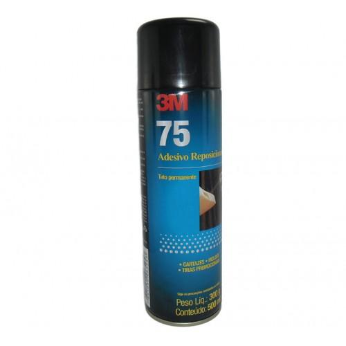 Adesivo Spray Reposicionável 75 - 3M