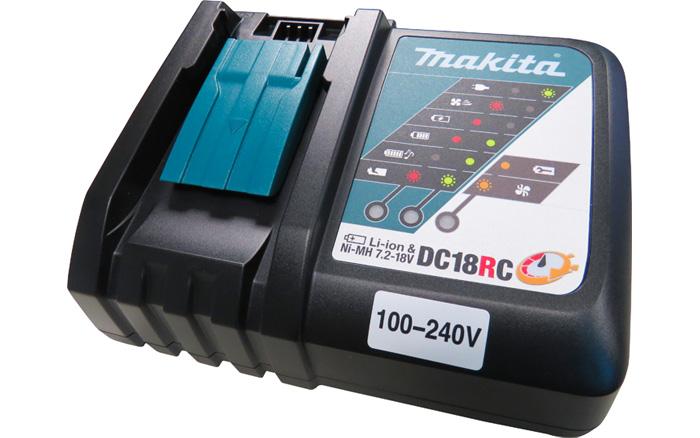 Carregador de Bateria - DC18RC - MAKITA - BIVOLT