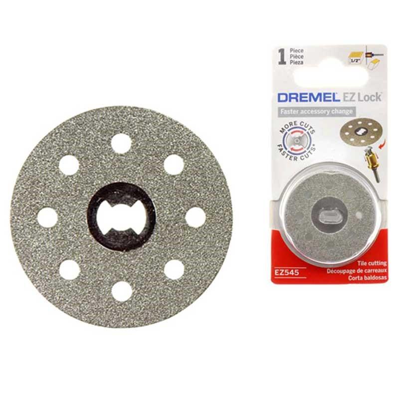 Disco de Corte Diamantado - 1.1/2'' - EZ545 - DREMEL