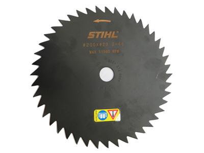 Lamina de Serra Circular - 200 x 20 mm - 40007134200 - STIHL