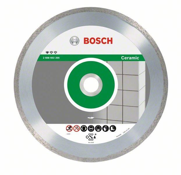 Disco Diamantado Contínuo Ceramic 4 pol - BOSCH