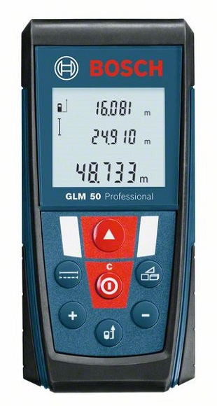 Medidor de Distância a Laser Trena GLM 50 - BOSCH