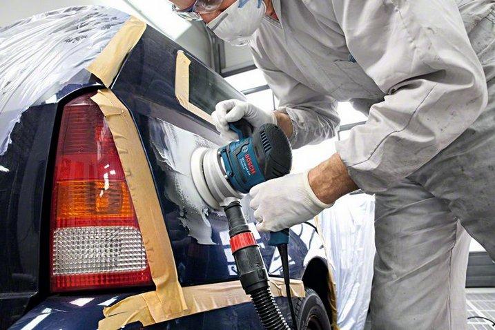 Lixadeira Excêntrica GEX 125-150 AVE - BOSCH - 110V