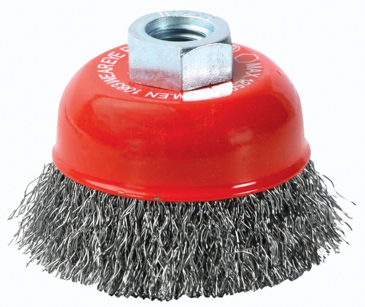 Escova de Aço Copo  - OSBORN