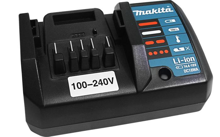 Parafusadeira e Furadeira de Impacto a Bateria - HP457DX100  - MAKITA  - BIVOLT