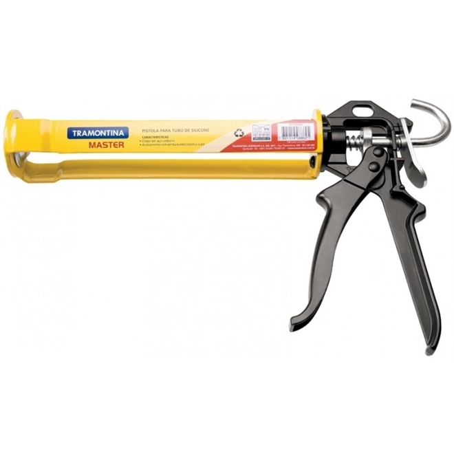 Pistola Para Tubo de Silicone - 43199002 - TRAMONTINA