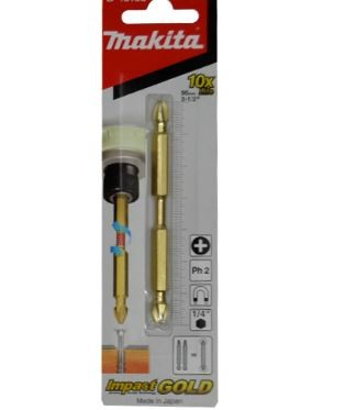 Ponta Bits Impact Gold -  150mm- B-45200 - MAKITA