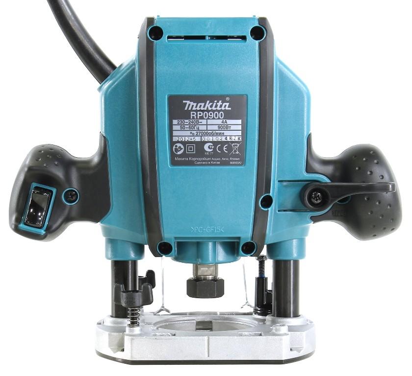 Tupia Manual - RP0900 - MAKITA - 110V