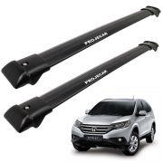 Rack Travessa Honda CRV 2012 Em Diante Projecar Aluminio
