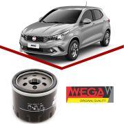 Filtro Oleo Motor Wega Fiat Uno Argo 2017 em Diante