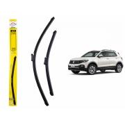 Jogo Palheta Limpador Dianteiro VW T-Cross Após 2019 Original Dyna
