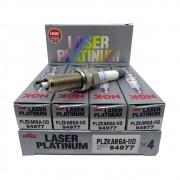 Jogo Velas Ngk Laser Platinum Livina Grand Livina Sentra Tiida Versa March Fluence