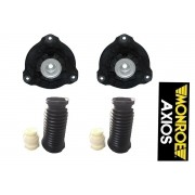 Kit Amortecedor Coxim Batente Coifa Fiat Toro Jeep Compass Renegade