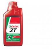 Kit C/ 03 Oleo Castrol 2 Tempos 500ml Proteção Prolongada