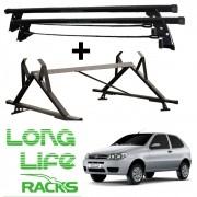 Kit Rack Longlife + Porta Escadas Palio 2 Portas