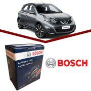 Pastilha Freio Dianteiro Nissan March Versa Bosch Original