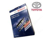 Pastilha Freio Dianteiro Toyota Corolla 2009 a 2014 Original Bosch